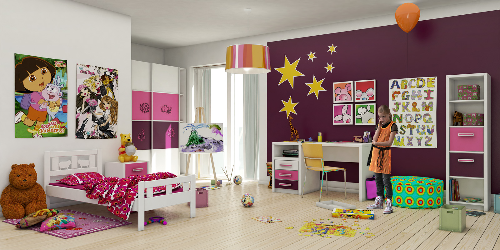 babyzimmer einrichten ideen. Black Bedroom Furniture Sets. Home Design Ideas